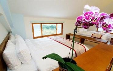 台东酒店公寓住宿:台东幸福旅行六人套房(三楼)