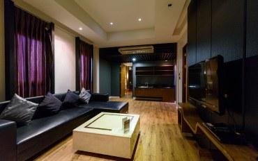 曼谷酒店公寓住宿:暹罗斯瓦纳双卧精品套房