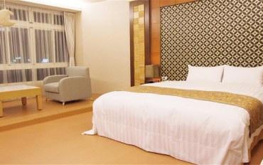 南投酒店公寓住宿:南投贵旅水月渡假观景套房