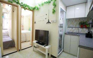 香港酒店公寓住宿:舒适两房1-5人居近地铁站