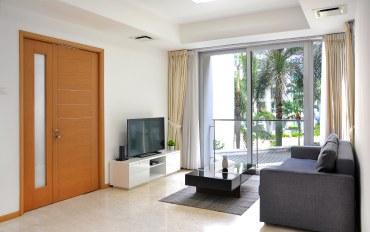 新加坡酒店公寓住宿:近圣淘沙和地铁站获奖高档公寓