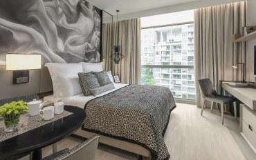 新加坡酒店公寓住宿:新加坡雅诗阁乌节服务公寓行政单间