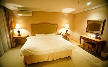 济州岛酒店公寓住宿:济州湖山典雅双人套房