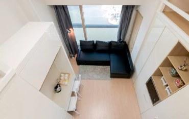 首尔酒店公寓住宿:蚕室站 Lotte World 温馨公寓