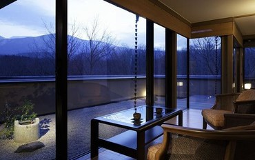 宫城酒店公寓住宿:竹泉庄Mt.Zao温泉度假村Mt.Zao