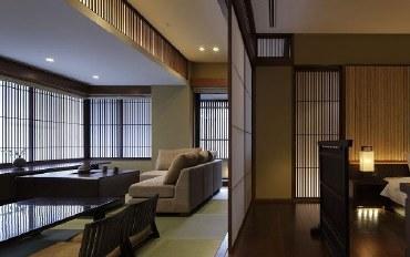 宫城酒店公寓住宿:竹泉庄Mt.Zao温泉度假村柏树套房