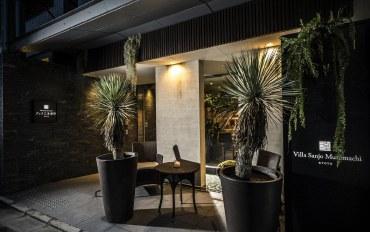 京都酒店公寓住宿:三条室町・京都豪华双床房