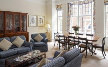 伦敦酒店公寓住宿:Mansions三室两卫公寓