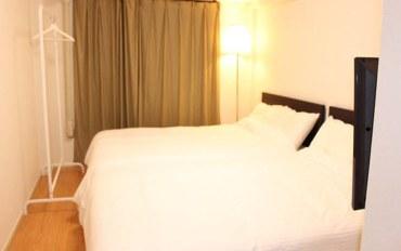 福冈酒店公寓住宿:Stay天神南ⅡH501