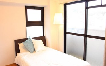 福冈酒店公寓住宿:Stay赤坂503