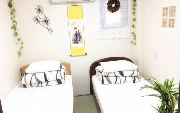 日本酒店公寓住宿:JR新宿 温馨二人房 302-303-4