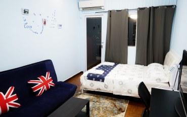 新加坡酒店公寓住宿:海军风景观#07
