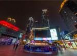 重庆渝中区解放碑中心双地铁喜达业江景标准双卧大床房                         (共3套)