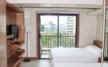 宿务酒店公寓住宿:城市高级顶楼公寓