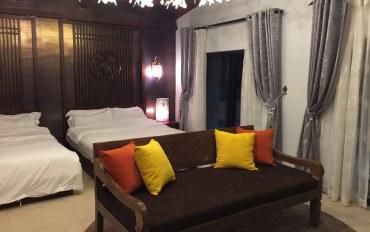 塞班岛酒店公寓住宿:塞班岛海悦山居-豪华海景双床房独卫