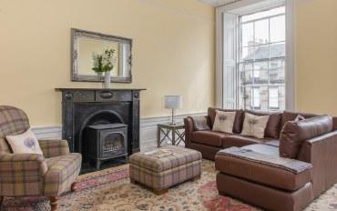 爱丁堡酒店公寓住宿:爱丁堡纳尔逊兩卧度假公寓