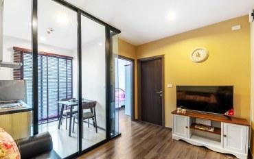 曼谷酒店公寓住宿:素坤逸简约风一室房