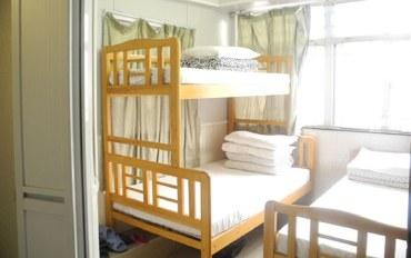 香港酒店公寓住宿:近旺角地铁经济四人房