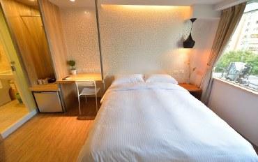 台北酒店公寓住宿:捷运忠孝复兴站 舒适二人房#606