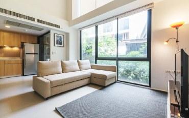 曼谷酒店公寓住宿:康民国际医院附近 复式楼 大床房