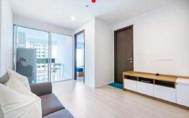 曼谷酒店公寓住宿:BTS-Chon nonsi 高层公寓