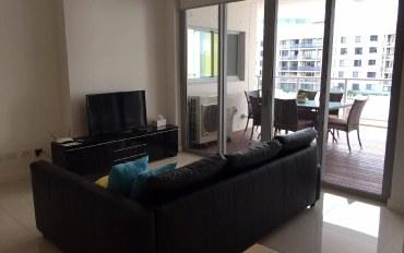 悉尼酒店公寓住宿:近新四房两卫两车位