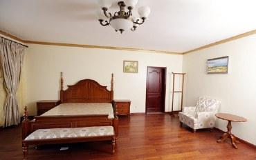 内罗毕酒店公寓住宿:豪华古典大别墅高级双人房