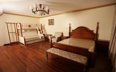 内罗毕酒店公寓住宿:豪华古典大别墅四人家庭房