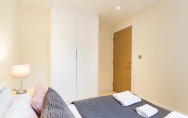 伦敦酒店公寓住宿:Canary Gateway两卧公寓
