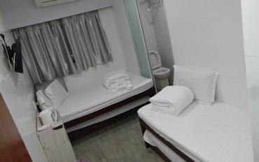 香港酒店公寓住宿:文兴三人家庭房