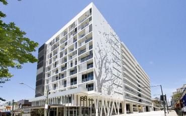 悉尼酒店公寓住宿:查茨伍德区Silkari套房
