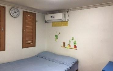 韩国酒店公寓住宿:新村/弘大区 哥哥民宿-双人间