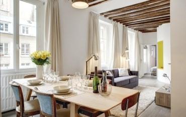 巴黎酒店公寓住宿:绿林公寓 - 巴黎三区玛莱