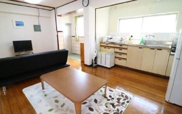 日本酒店公寓住宿:九人度假寓所一号馆