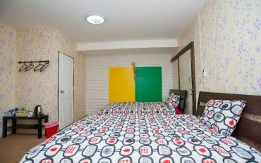 曼谷酒店公寓住宿:曼谷EKK民宿 芒果糯米饭房间