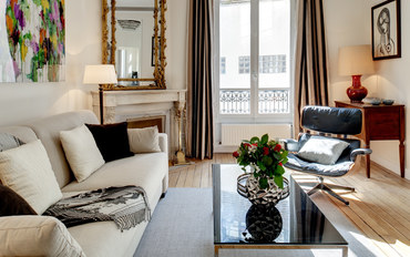 巴黎酒店公寓住宿:圣吉尔曼中央公寓-巴黎五区