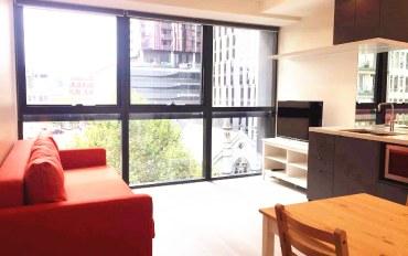 墨尔本酒店公寓住宿:墨尔本中心舒适两居#03
