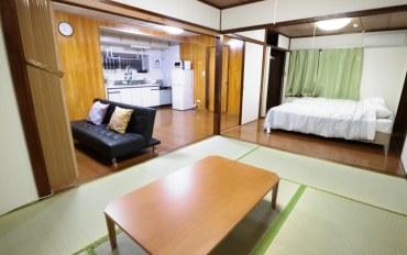冲绳酒店公寓住宿:MIHARA冲绳那霸市区九人公寓二号馆