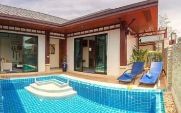 普吉岛酒店公寓住宿:拉威家庭泳池别墅