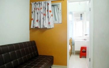 香港酒店公寓住宿:旺角地铁口一房一厅公寓