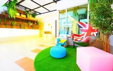 台北酒店公寓住宿:大安森林公园站2分钟/豪宅独享大庭院