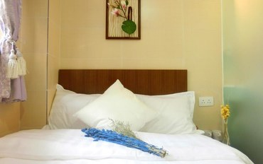 香港酒店公寓住宿:旺角中心/近地铁站/朗豪坊/精品大床房