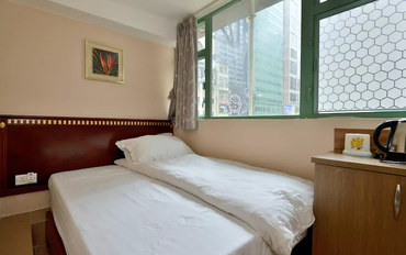 香港酒店公寓住宿:旺角繁华地段/距地铁约150米/舒适大床
