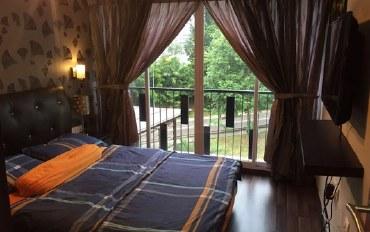 新加坡酒店公寓住宿:位于市中心   阳台观景房