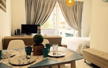 新加坡酒店公寓住宿:Balestier舒适的一室公寓(302