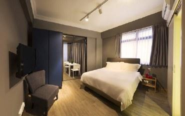 新加坡酒店公寓住宿:近萨默塞特/果园  高级一室公寓