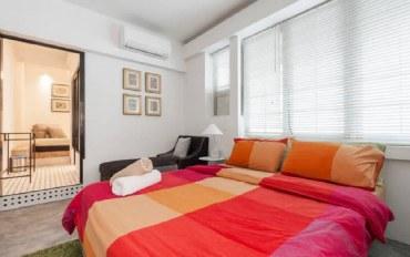 新加坡酒店公寓住宿:市区安静愉悦的公寓