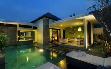 巴厘岛酒店公寓住宿:皇家萨玛雅 豪华一室别墅 水明漾