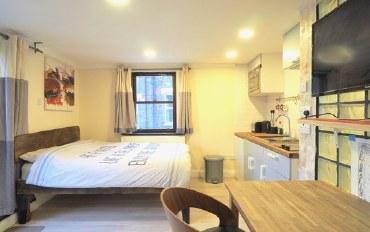 伦敦酒店公寓住宿:伦敦 豪华一室公寓(5M)