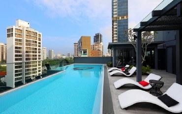 新加坡酒店公寓住宿:奥克伍德公寓 中心地区